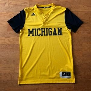 Michigan men's basketball jersey